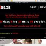 Free Trial On Tops Brutal