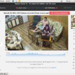 New Voyeur House TV Account