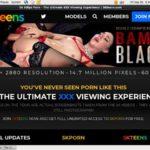 5K Teens Web Site