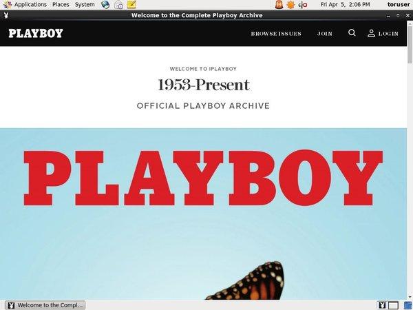 IPlayboy Mature