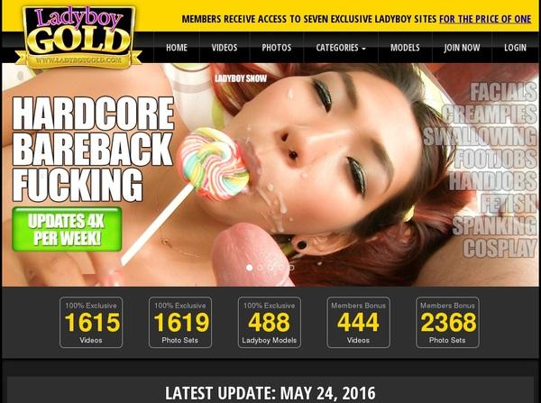 Ladyboy Gold Free Online