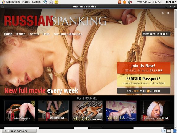 Russianspanking Photo Gallery