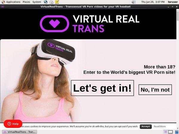 Free Virtual Real Trans User