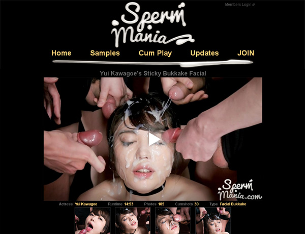 Sperm Mania Without Paying