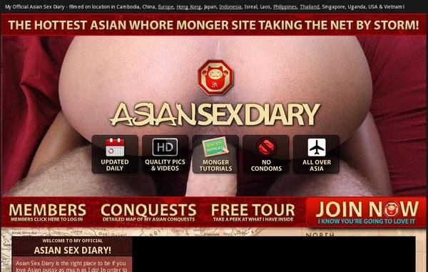Asian Sex Diary Cheap Offer