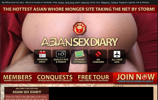 Asiansexdiary.com Sign Up Again